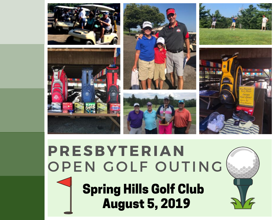 Photo of Presbyterian Open Golf Outing 2019